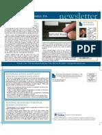 GCF Newsletter Spring 10