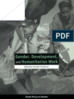 Gender, Development, and Humanitarian Work
