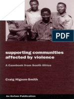 Supporting Communities Affected by Violence