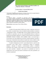 A ciência agroecológica e a propositividade política