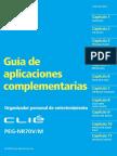 Sony Clie PEG-NR70V - Guia de Aplicaciones Complementarias