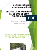 Electricidad e Hidrocarburos