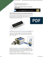 Controlando Circuitos de Maior Tensão Com Um Chip Fácil de Lidar