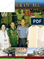 Soldier of All (May 2010 Issue) - 2010 Philippine Elections