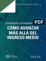 Economias Latinoamericanas Como Avanzar Mas Alla Del Ingreso Medio