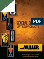 Miller 2008 General Catalog