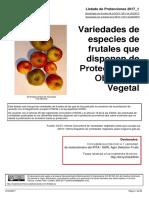 Listado Protecciones TOV_2017_1