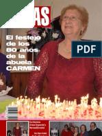 Cumpleaños abuela Carmen