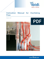 Instruction Manual for Oscillating Flow