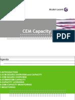 CEM Capacity