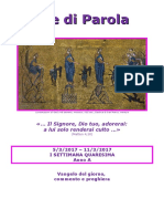 Sete di Parola -1a settimana Quaresima - Anno A.doc