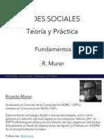 Teo Grafos y Redes Socialest Fund Murer