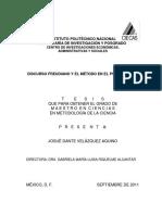 DISCURSO FREUDIANO Y EL MÉTODO EN EL PSICOANÁLISIS.pdf