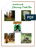 Bigfoot Discovery Trails Plan