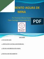 3. Tratamiento Aguas de Mina