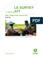 Mobile Survey Toolkit
