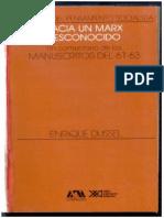 Hacia un Marx desconocido.pdf