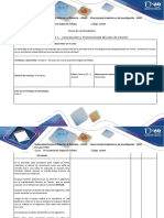 Paso 1 - Convolución y Transformada Discreta de Fourier