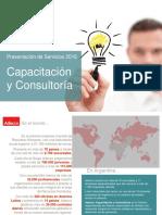 Adecco Capacitacion Consultoría 2016