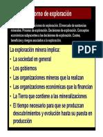 Ecomomia de Los Recursos Minerales Presentacion