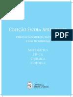 Livro Ciencias Da Natureza Matematica e Suas Tecnogias