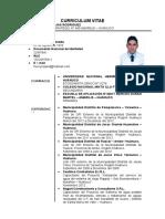 Curriculum Vita Eduardo