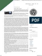The Freemasons and the Russian Mafia in Power - Secret Materials _Третий Глаз