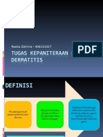 Kulit - Dermatitis
