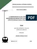 TESIS UNAM QA - Generacion de H2O2 en Respuesta de Hipersensibilidad Mediada Por Lsa Bases....