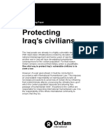 Protecting Iraq's Civilians