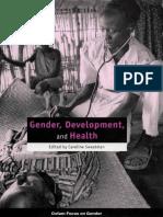 Gender, Development, and Health
