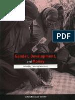 Gender, Development, and Money