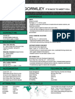 jamie gormley resume updated spring 2017 resume only new
