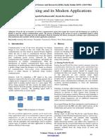 IJSRON2013808 Signal Jamming and Modern Applications