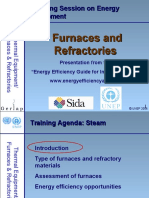 Furnaces and Refractories