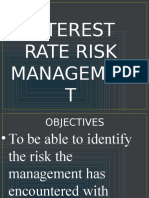 risk management sample analysis