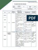 Tecnologia Planificacion - 5 Basico