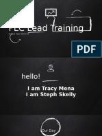 z pa plc lead training 2015-16