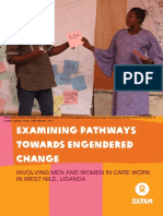 Examining Pathways Towards Engendered Change