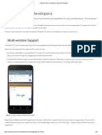 Android 7.0 for Developers