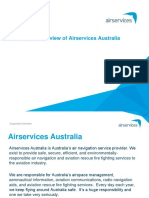 Overview of Airservices Australia