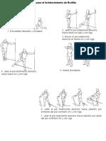 Terapia Física Rodilla,Abdomen,Tobillo
