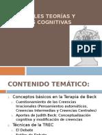 Teorias y Tecnicas Cognitivas