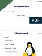 Comsoft Linux Start