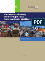 Participatory Poverty Monitoring in Rural Communities in Viet Nam