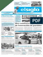 Edición Impresa Elsiglo 04-03-2017