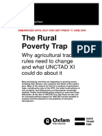 The Rural Poverty Trap