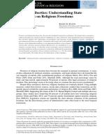 Finke Et Al-2014-Journal for the Scientific Study of Religion