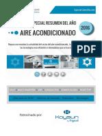 Dossier Aire Acondicionado 2016