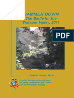 Hammer Down - The Battle for the Watapur Valley, 2011